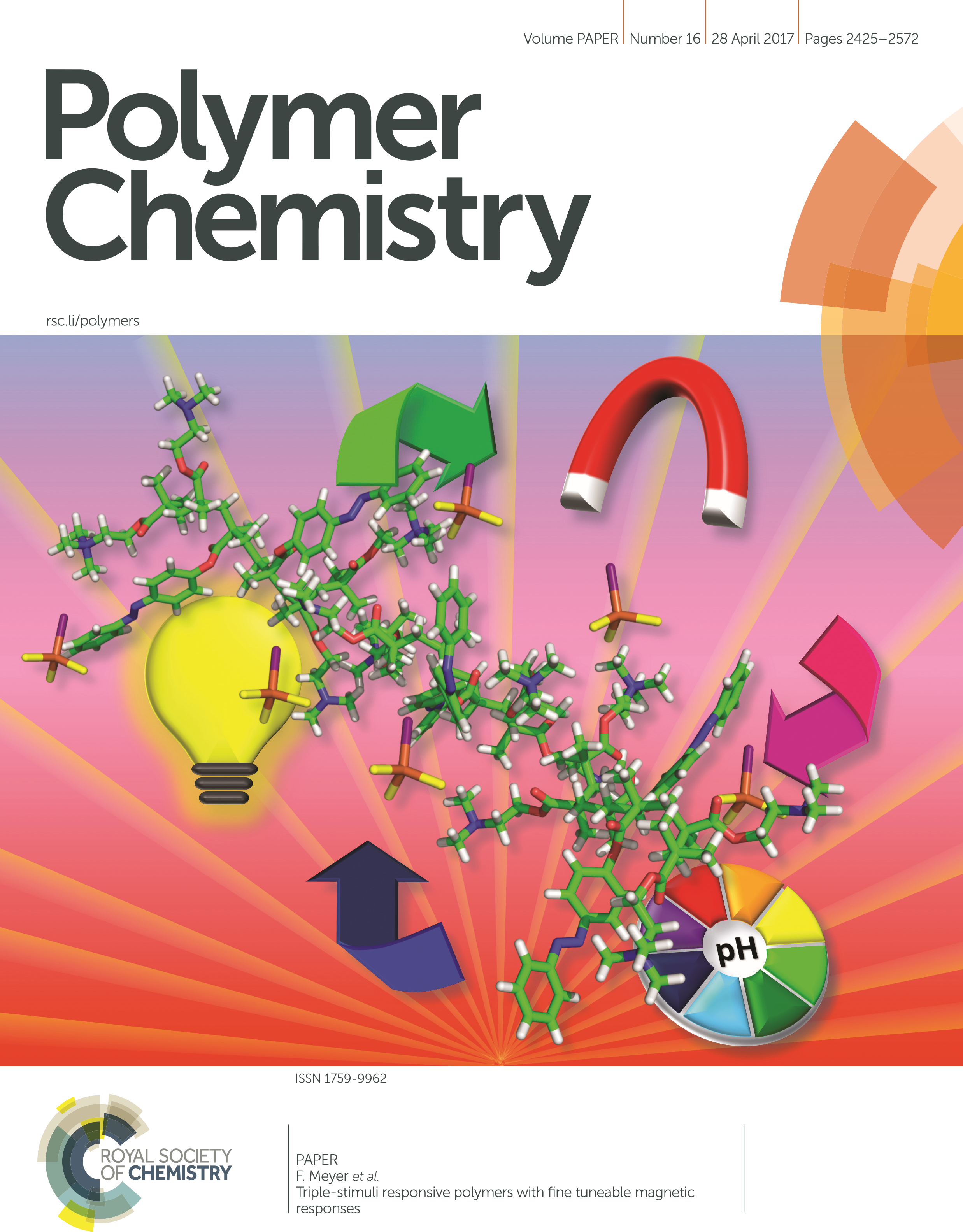 Polym Chem Cover